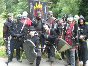 Heroquest Larp adventuring group The Corsairs!